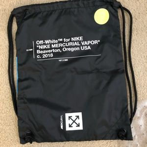 ba309decd2ce Off-White Bags - Nike x off-white boot bag